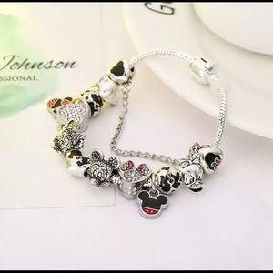 Jewelry - Womens Bracelet with charms